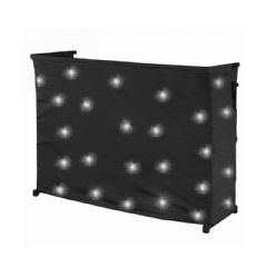 2m x 1m Star Cloth to wrap around Deck Stand (Hire Cost per Day)